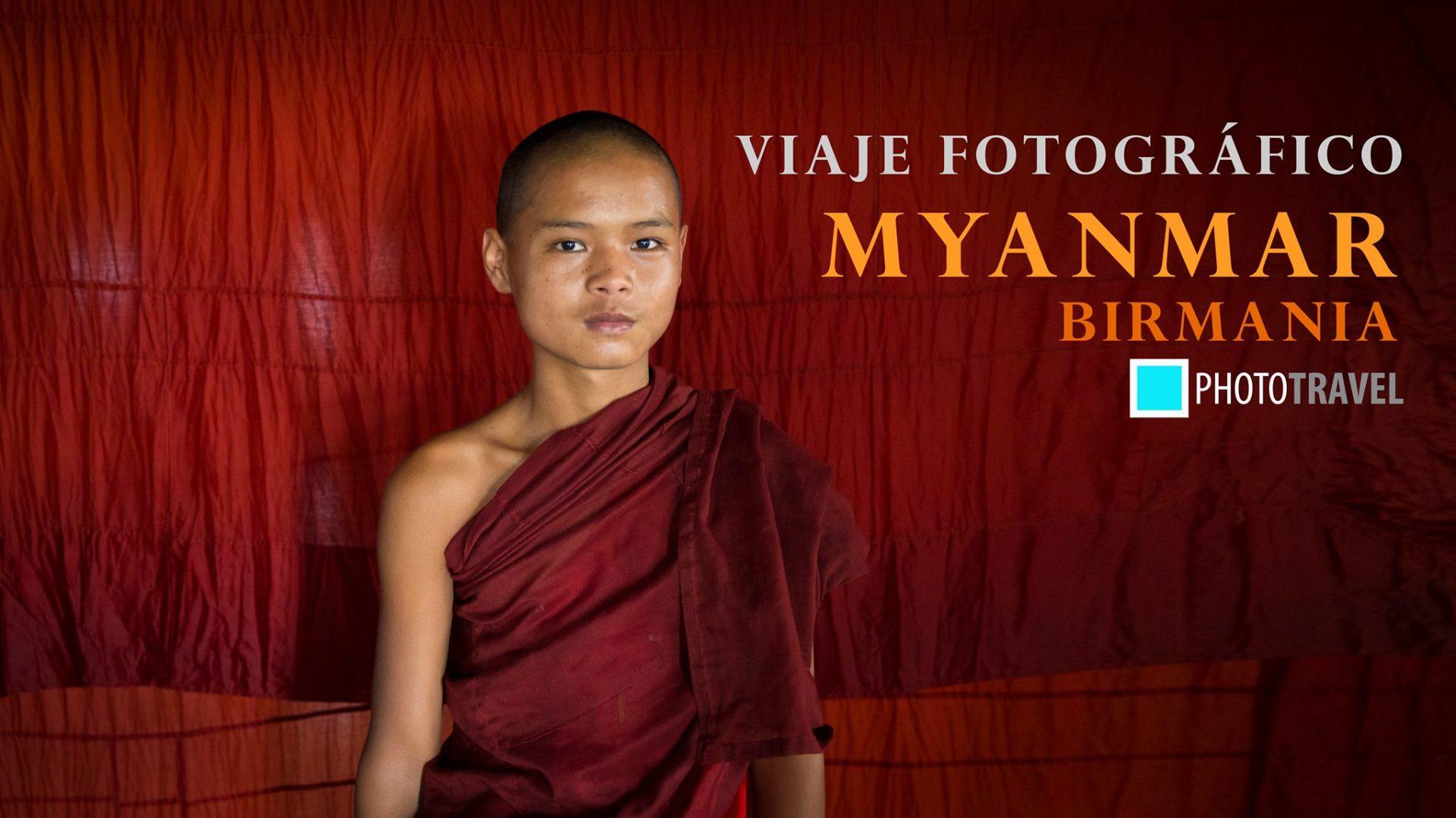 Viaje Fotográfico Birmania