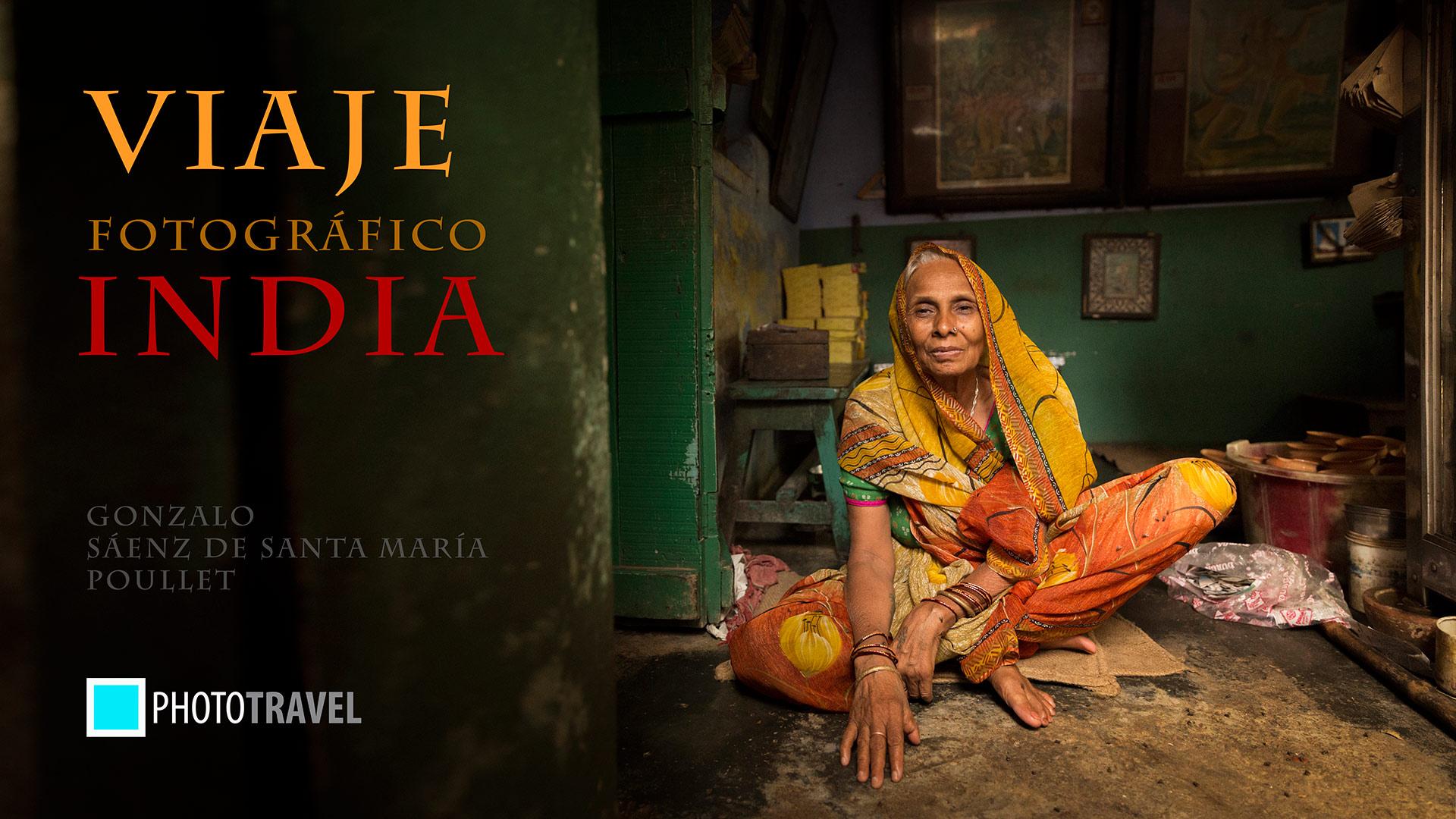 Viaje Fotográfico India 2018