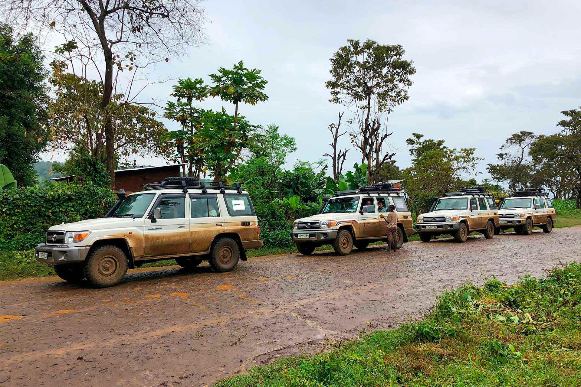Viaje Etiopia 4x4
