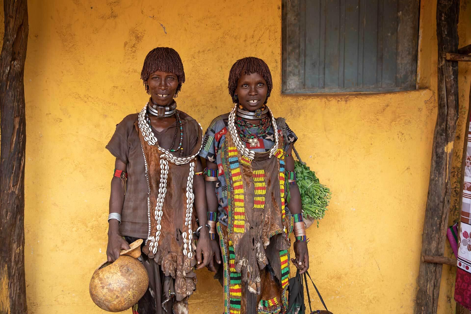 Viaje Etiopia Valle del Omo