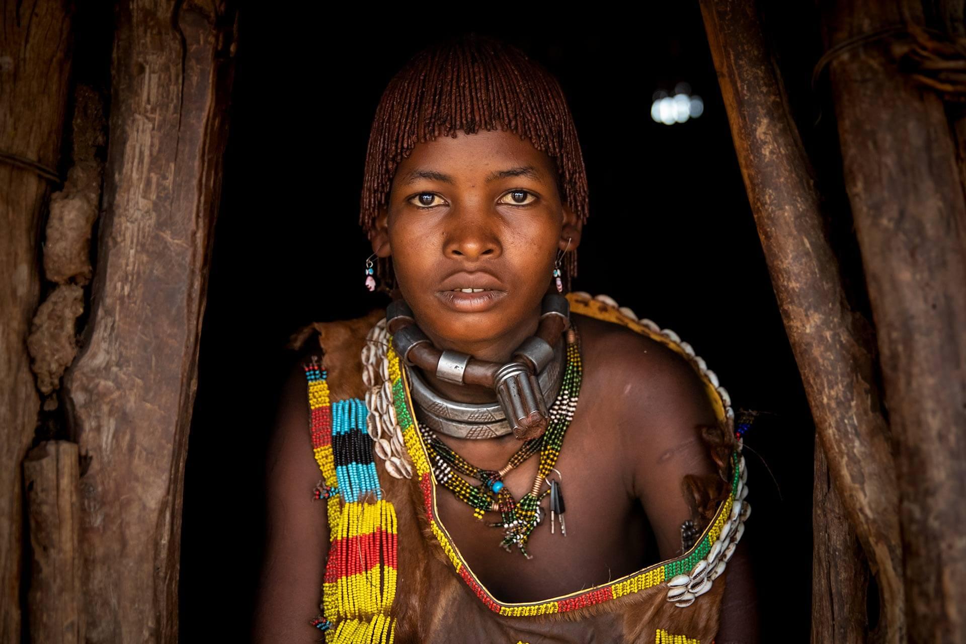 Viaje fotografico Etiopia hamer turmi