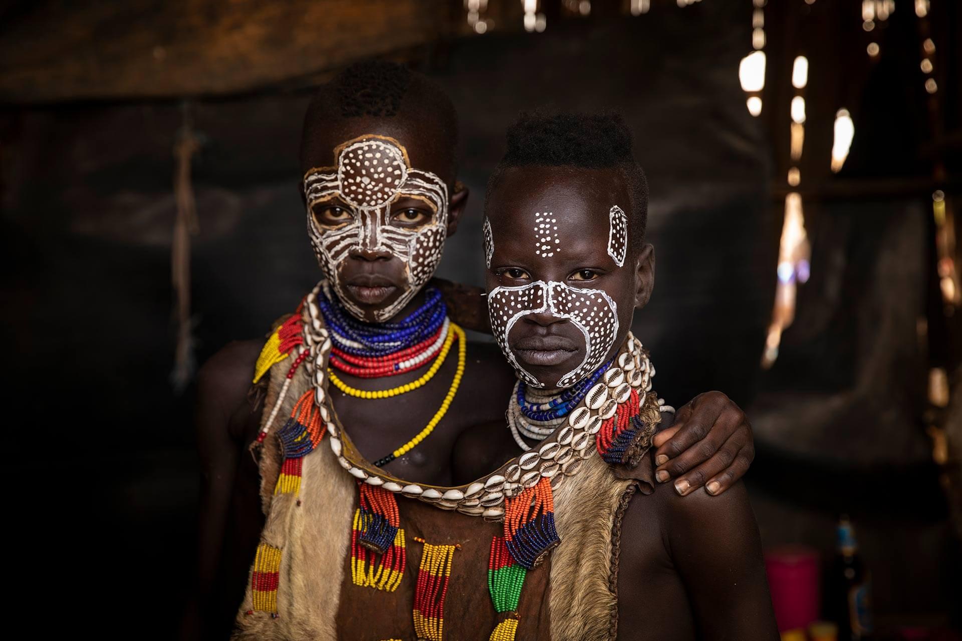 viaje fotografico Etiopia karo