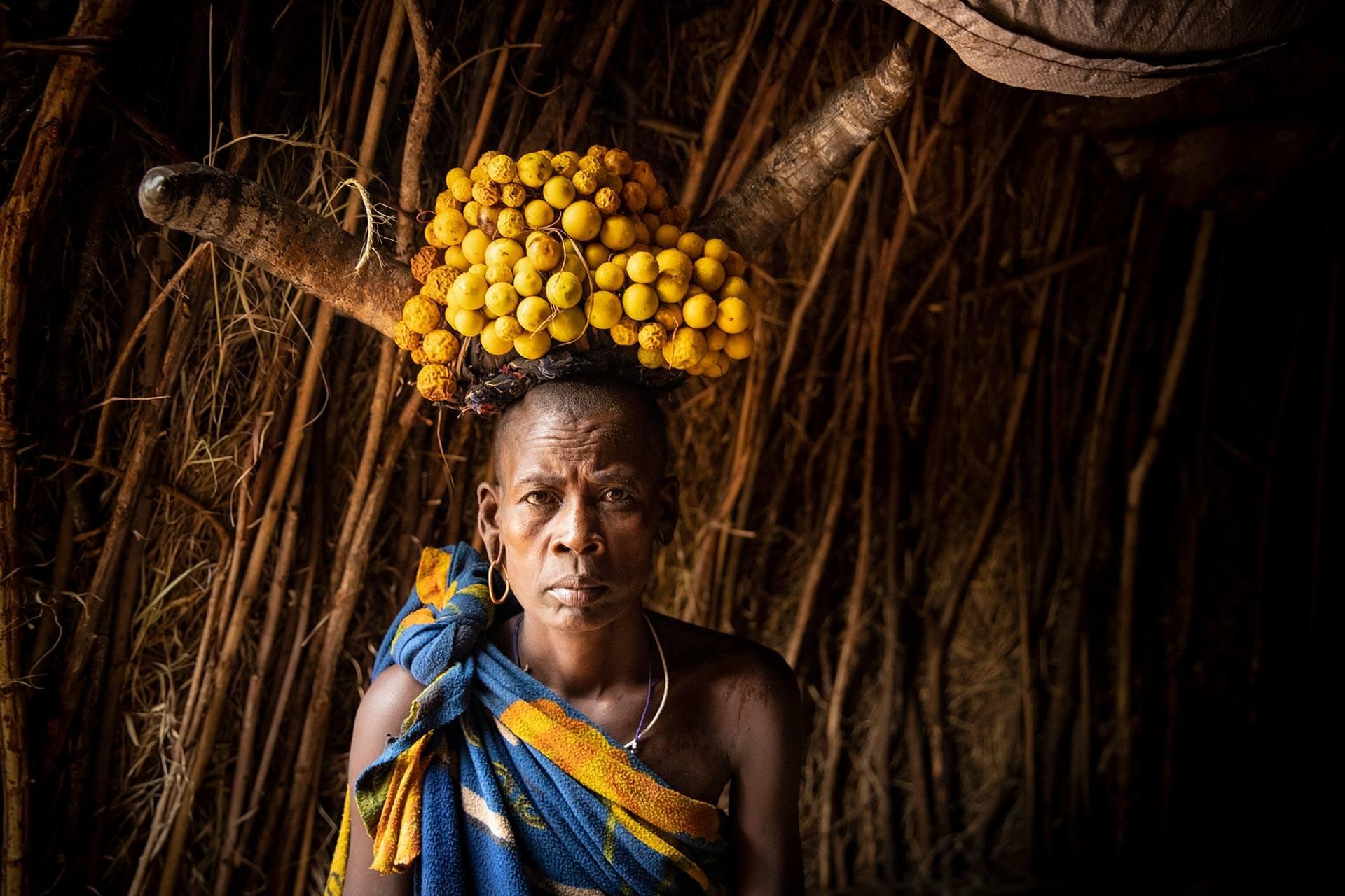 Viaje fotografico Etiopia mursi