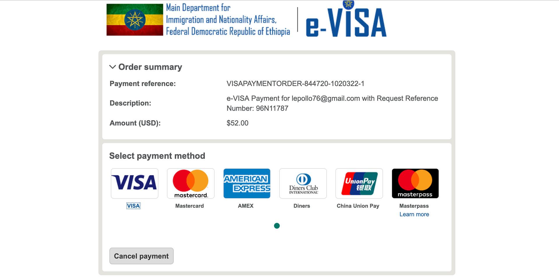 etiopia-visado-evisa