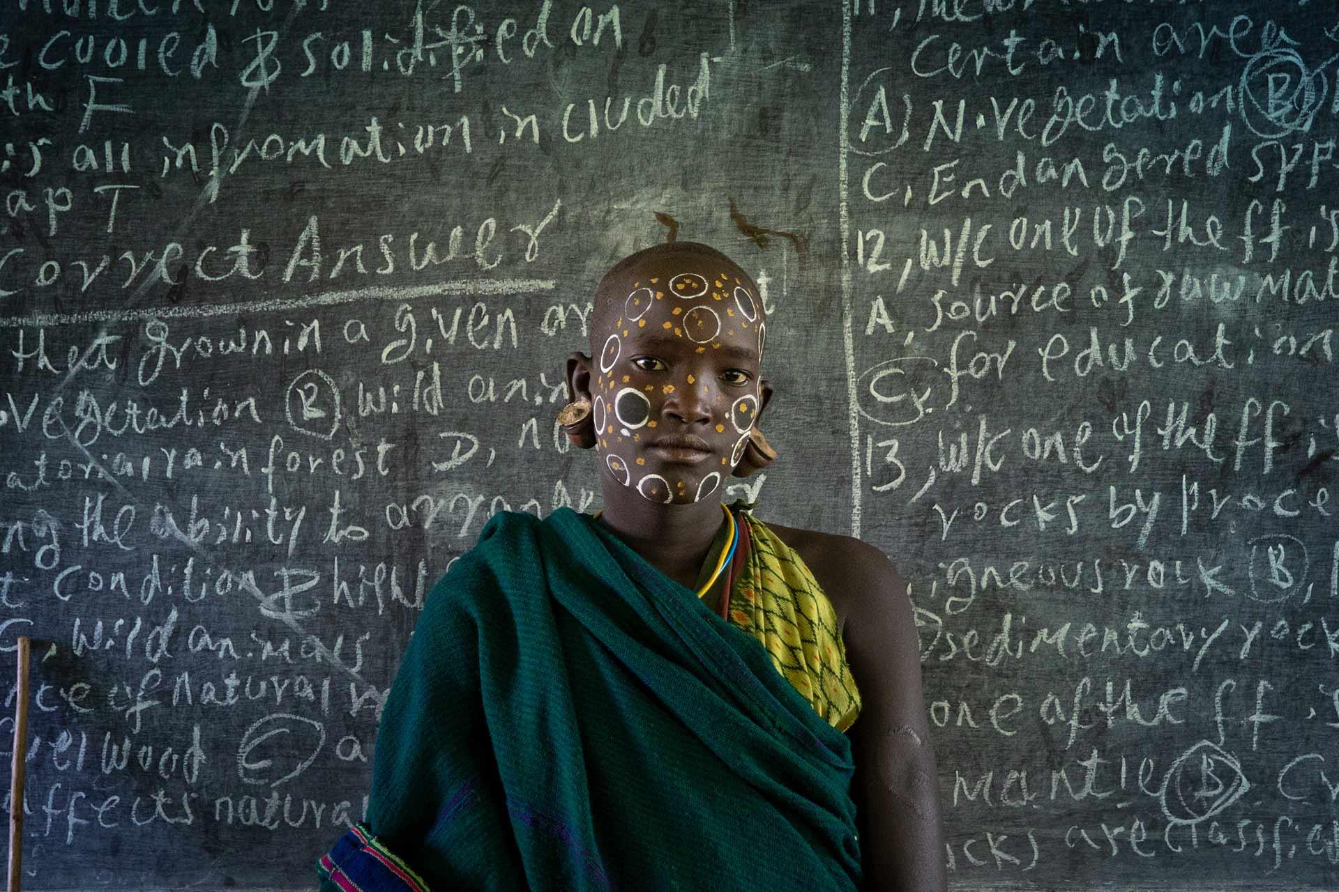 Descubre tribu ancestrales Etiopía